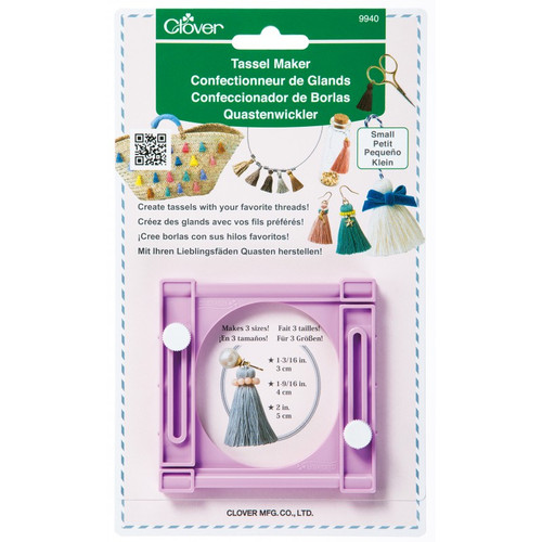 Clover Tassel Maker (Small) #9940