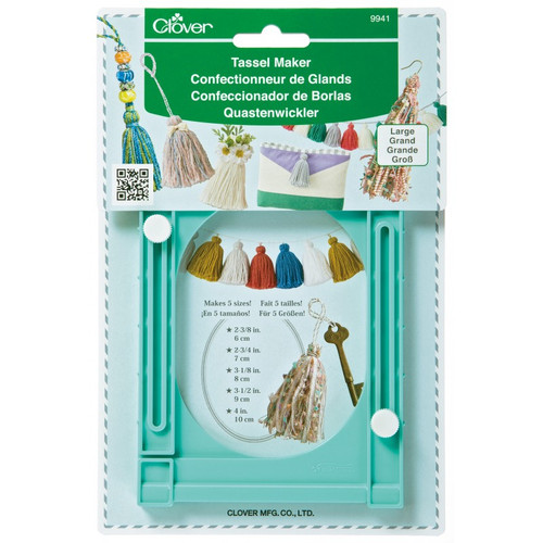 Clover Tassel Maker (Large) #9941