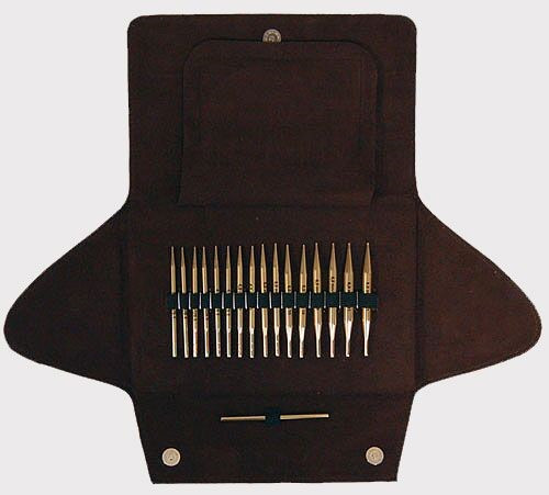 addi Click Interchangeables Lace (Short) Tip Set