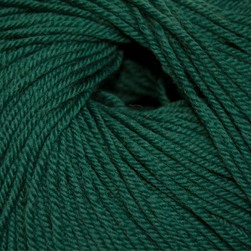 Cascade 220 Superwash 251 Evergreen. Dusty Forest Green.
