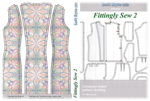 Softbyte Fittingly Sew Sewing Software