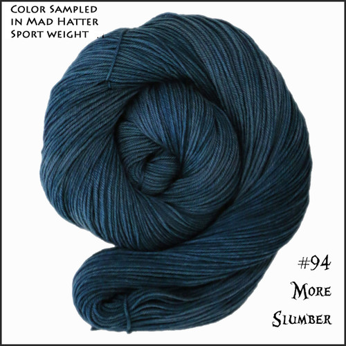 Frabjous Fiber: Wonderland Yarns - Cheshire Cat - More Slumber 94