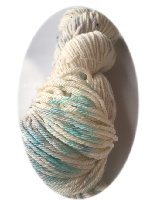 Wonderland Yarns - March Hare, Worsted Weight 100% Merino Superwash - Diamond 172