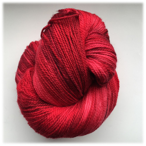 Wonderland Yarns - Cheshire Cat - Ruby 175