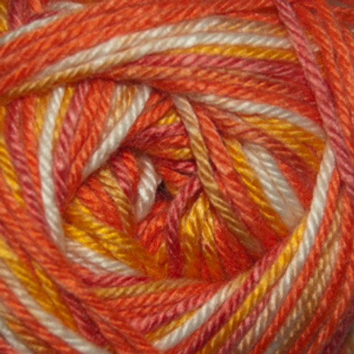 Cascade Yarn - North Shore Prints - Citrus 509