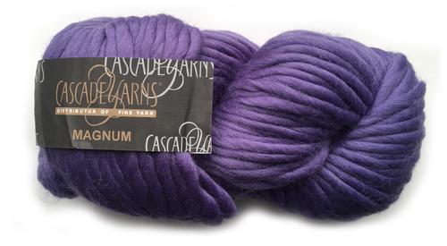 Cascade Yarns - Magnum -  Violet 9702