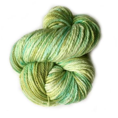 Frabjous Fibers: Wonderland Yarns - March Hare - Peridot 176
