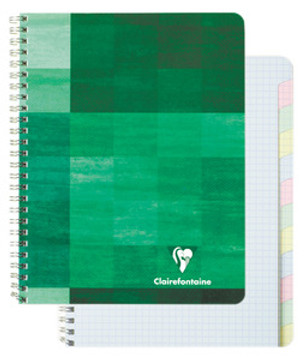 Clairefontaine Wirebound (Multiple Subjects)