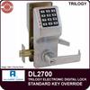 Alarm Lock DL2700 Cylindrical Lock | Alarm Lock DL2700 | Electronic Door Lock