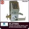 Alarm Lock DL2700IC Interchangeable Core Lock | Alarm Lock DL2700IC | Electronic Door Lock