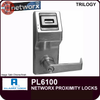 Alarm Lock Trilogy Networx Proximity Only Digital Locks | Alarm Lock PL6100 | Alarm Lock PL6100IC Interchangeable Core Lock