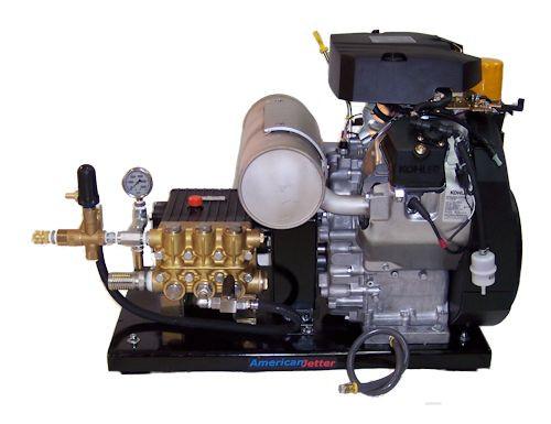Skid Kit 1430 -  37 HP, 14 GPM, 3000 PSI
