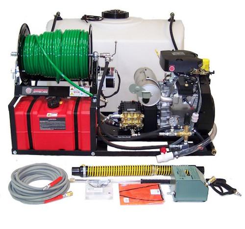 Truck Kit 1140 - 37 HP, 11 GPM, 4000 PSI