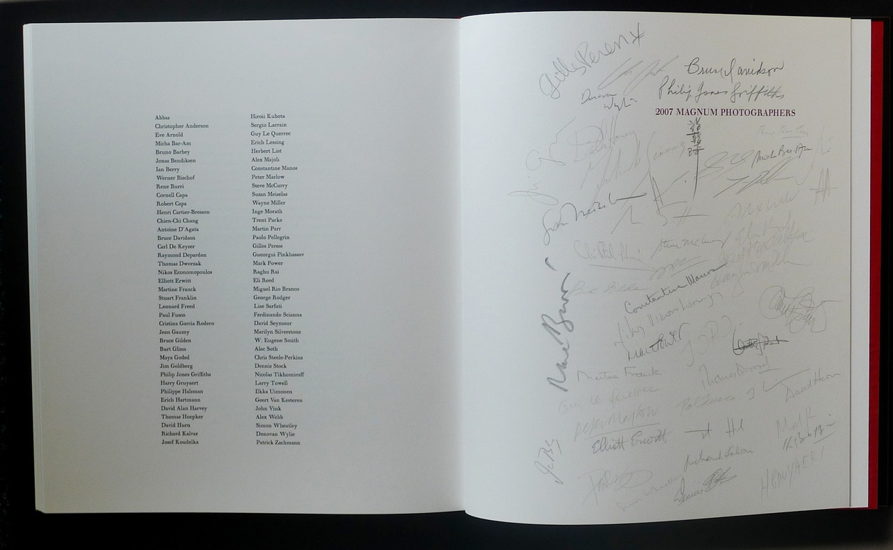 Magnum Founders, 16 Platinum Prints, Bresson, Capa, Rodgers, and Seymour