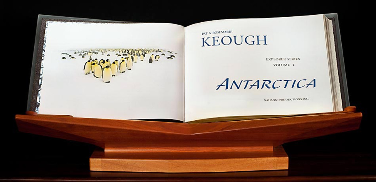 Antarctica by Pat and Rosemarie Keough, 2002, Deluxe Signed Limited Edition