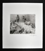 Sandy Skoglund: Walking on Eggshells, Signed Framed Print
