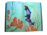Conversant Sea by Spitler and Hocks, Unique Fine Binding by Priscilla Spitler