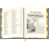 The Adventures of Tom Sawyer by Mark Twain, Deluxe Limited Edition, New