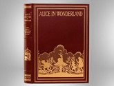 Alice's Adventures in Wonderland, Illustrated by Gwynedd M Hudson, Hodder & Stoughton