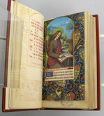 The Book of Hours, Offizium der Madonna. Vat. Lat. 3781, Vatican Library
