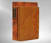 Heaven on Earth by John Muir, Unique Exhibition Binding by Constance Wozny