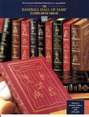 Complete Baseball Hall of Fame Collection, 27 Volumes, New in Shrinkwrap