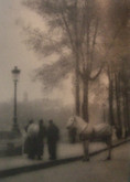 Paris et la Seine by Shinzo Fukuhara, Signed 1935 Edition