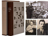 Exile's Return by Malcolm Cowley, Signed by Berenice Abbott and Cowley