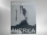 America by Andy Warhol, Signed First Edition