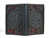Coinage of the British Empire, 1855 1st Edition, Papier Mache and Leather Binding