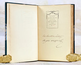 Complete Writings of Nathaniel Hawthorne, 1900, Deluxe Autograph Edition