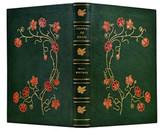 Leaves of Grass by Walt Whitman, Custom Binding by the Harcourt Bindery
