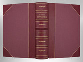 David Copperfield by Charles Dickens, Signed Custom Harcourt Binding