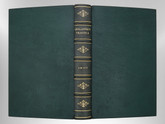 Gulliver's Travels by Jonathan Swift, Signed Custom Harcourt Binding