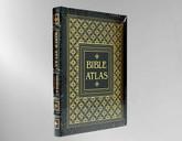 Holcom Bible Atlas by Thomas Briscoe, Easton Press, New in Shrinkwrap