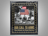 Life: Our Call to Arms: The Attack on Pearl Harbor, Easton Press, New in Shrinkwrap