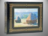 Monet by Janice Anderson, Easton Press, 2007, New in Shrinkwrap