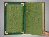 The Rubaiyat of Omar Khayyam, Bayntun Onlaid Binding, Hand Colored Illustrations