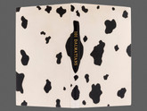 101 Dalmatians by Dodie Smith, 1st Edition Spotted Leather Binding