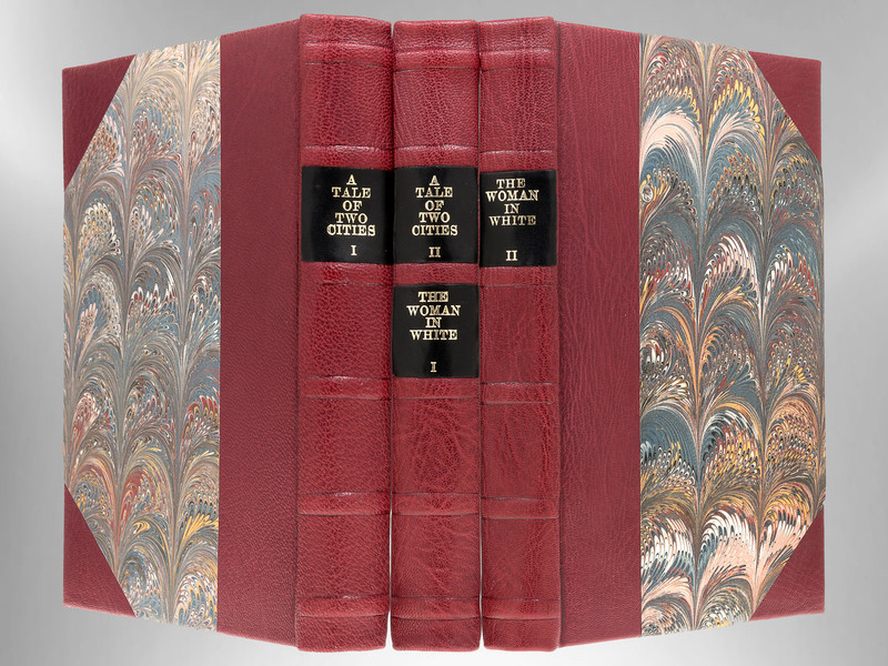 A Tale of Two Cities, 1859, The Woman in White, 1860, True 1st Editions
