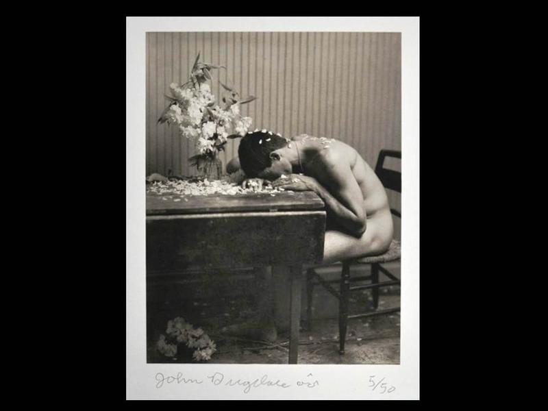 John Dugdale: Turbulent Dream, NYC, Signed Platinum Print