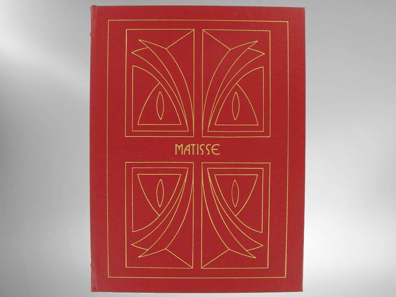 Matisse by Robert Descharnes, Easton Press Artist Collector's Edition