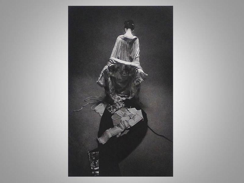 Eikoh Hosoe: Kimono No. 2, 1963, Signed and Framed Print, 15 of 63