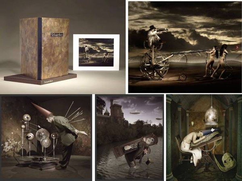 Jamie Baldridge: The Everywhere Chronicles, 25 Signed Prints, 4 of 17