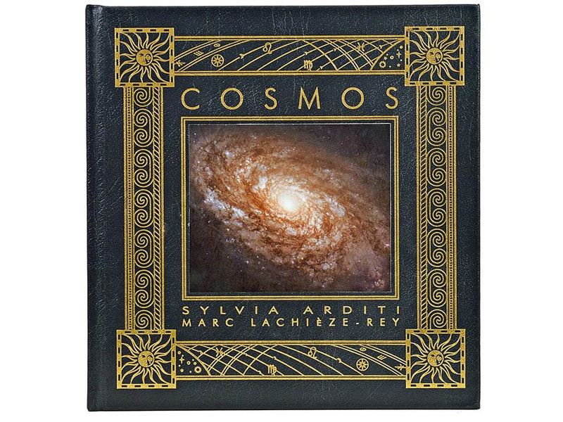 Cosmos by Sylvia Arditi and Marc Lachieze-Rey, Deluxe Edition, Easton Press