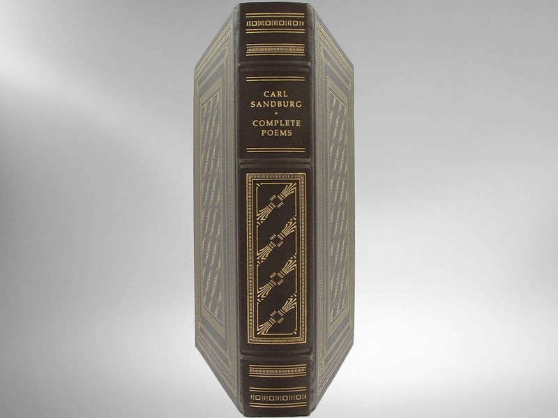 Complete Poems of Carl Sandburg, 1951 Pulitzer Prize, New in Shrinkwrap