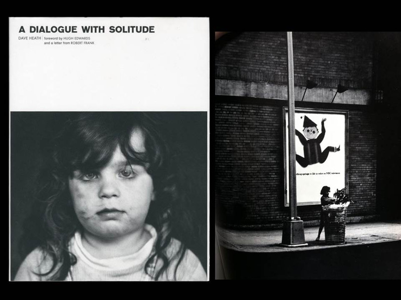 A Dialogue with Solitude by Dave Heath, Lumiere Press Edition, New