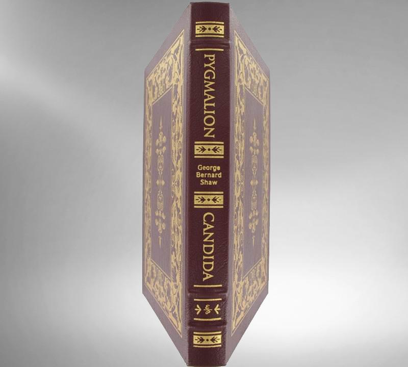 Candida and Pygmalion by George Bernard Shaw, Easton Press, Shrinkwrapped