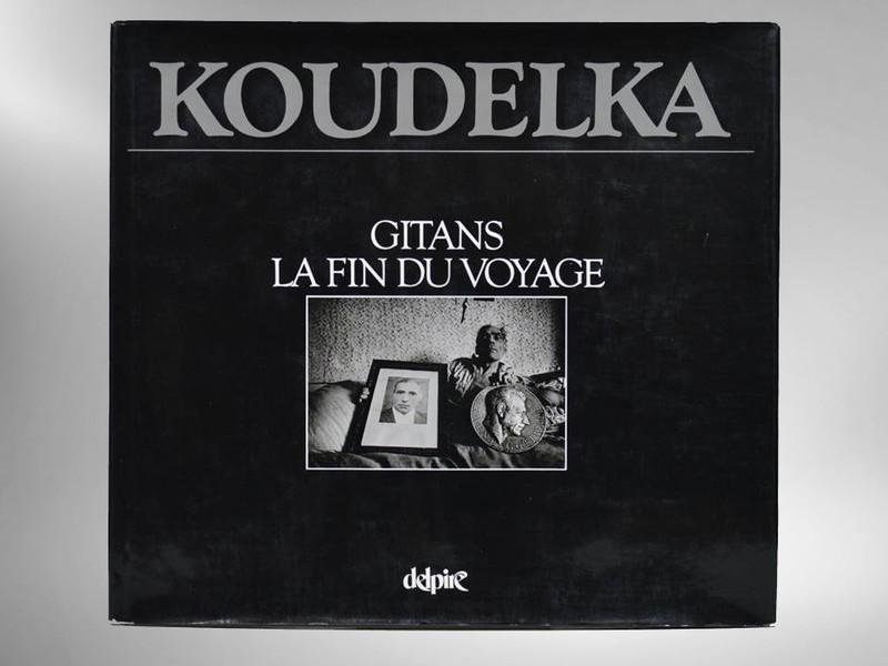 Gitans. La Fin Du Voyage by Josef Koudelka, First Edition