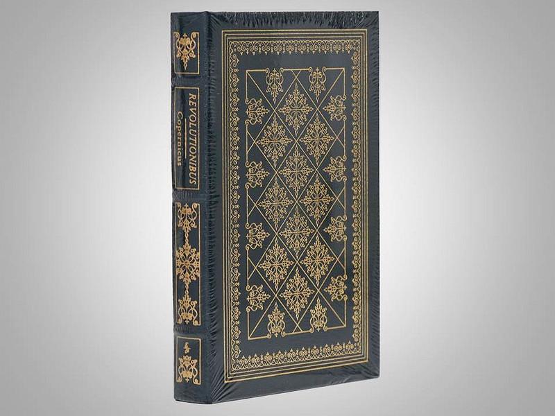 De Revolutionibus Orbium Coelestium by Copernicus, Easton Press, Shrinkwrapped